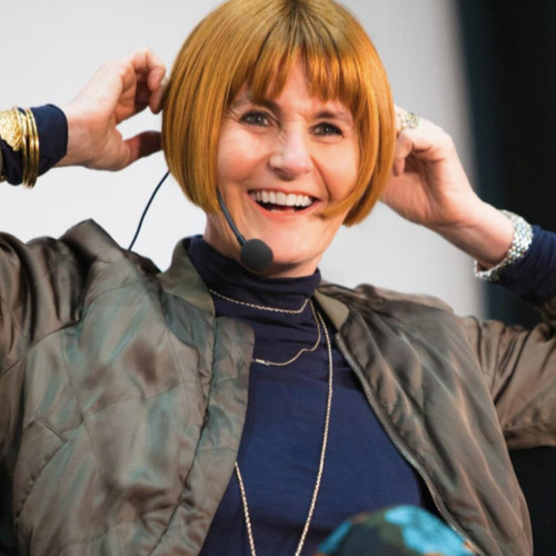 Mary Portas - Keynote Speaker - Catalyst EU 2017 - 16 May 2017